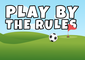 Play by the Rules Title Graphic