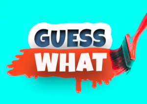 Guess What Title Graphic